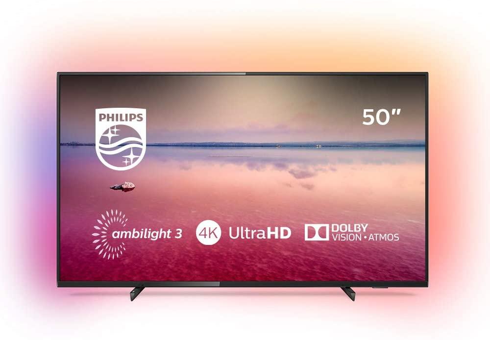 Philips 50PUS6704 | 50'' 4K UHD Ambilight TV