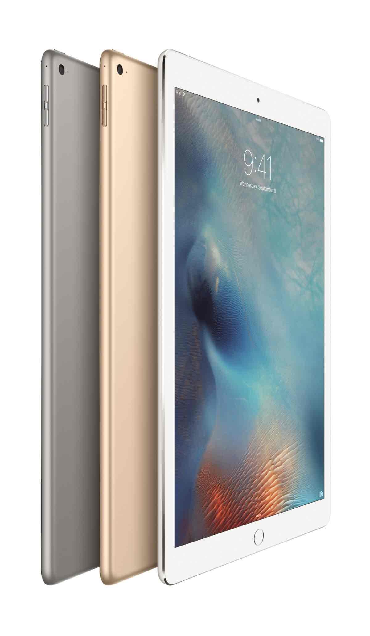iPad Pro Zilver 32GB voor €839 ipv €910 @Naztel