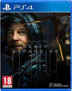 Death Stranding (PS4) @ Wehkamp/BCC