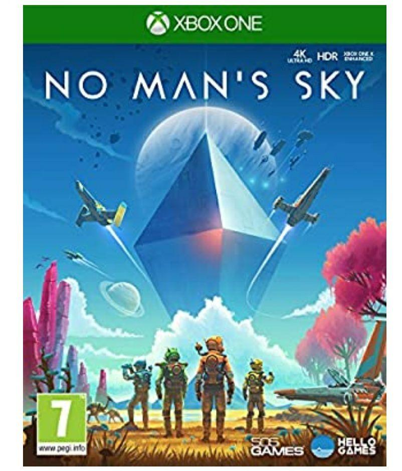 Xbox game pass game voor juni: No Mans Sky
