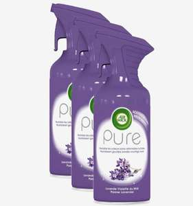 Air Wick Pure 3x250ml Lavendel