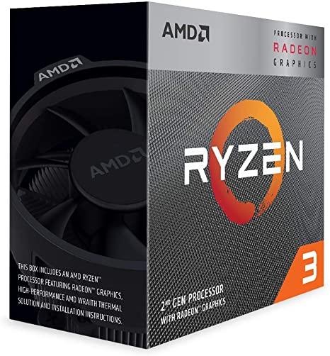 Ryzen 3200G, Ryzen 3 met VEGA 8 combinatie bij amazon.nl