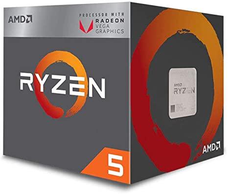 Ryzen 3400G, Ryzen 5 met VEGA 11 combinatie bij amazon.nl