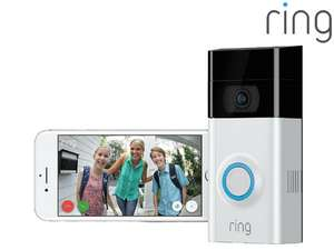 Ring Video Deurbel 2 @ iBOOD