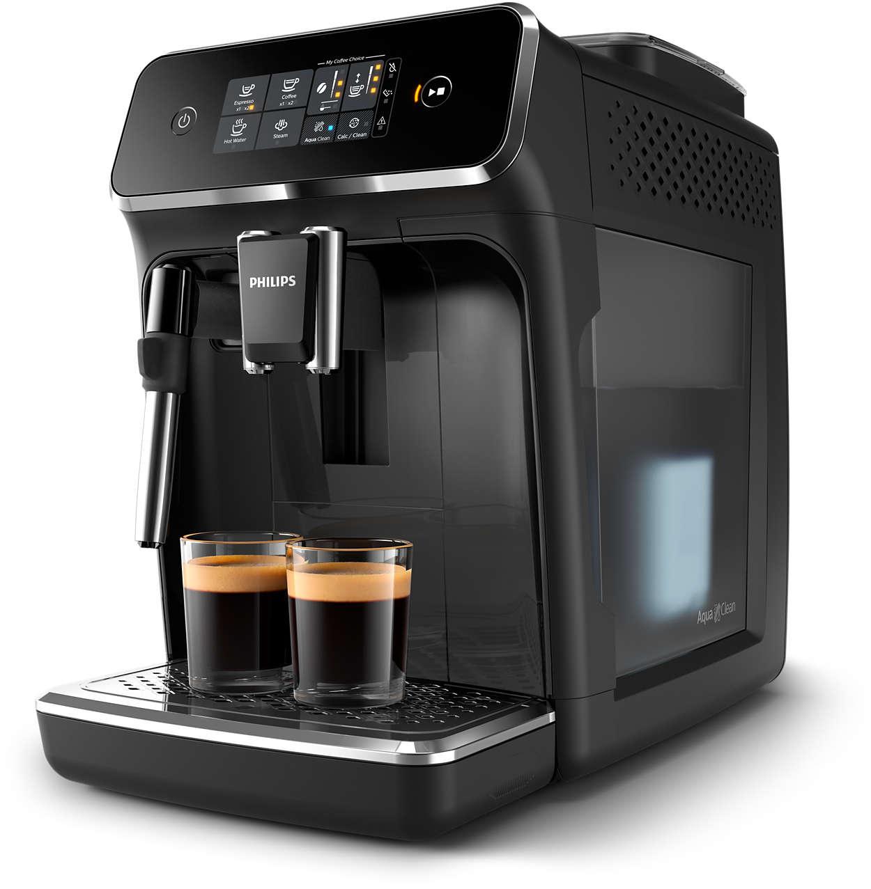 Philips EP2224/40 espressomachine weer op voorraad