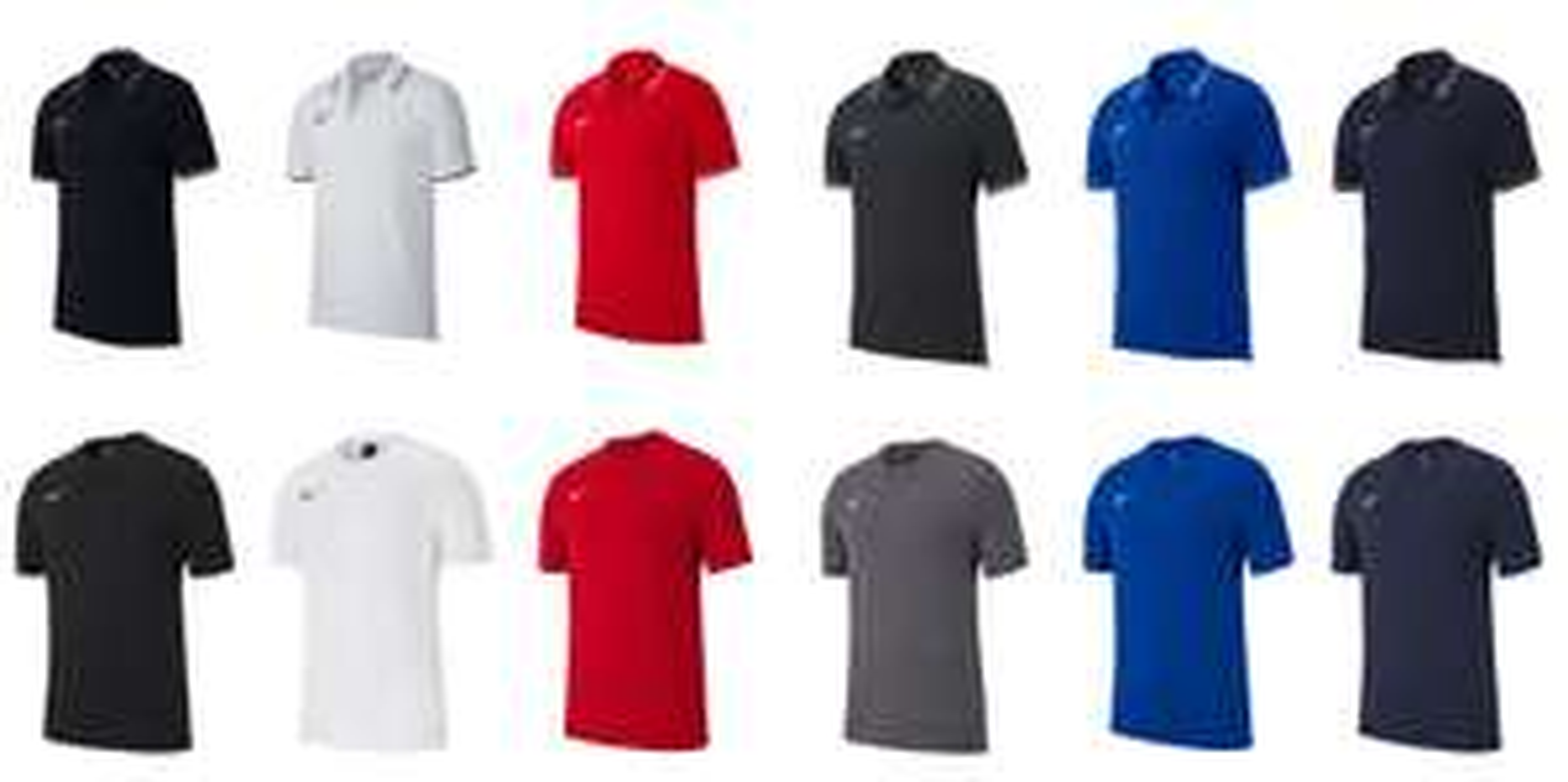 Nike 2-delige shirt set Team Club 19 @ Geomix