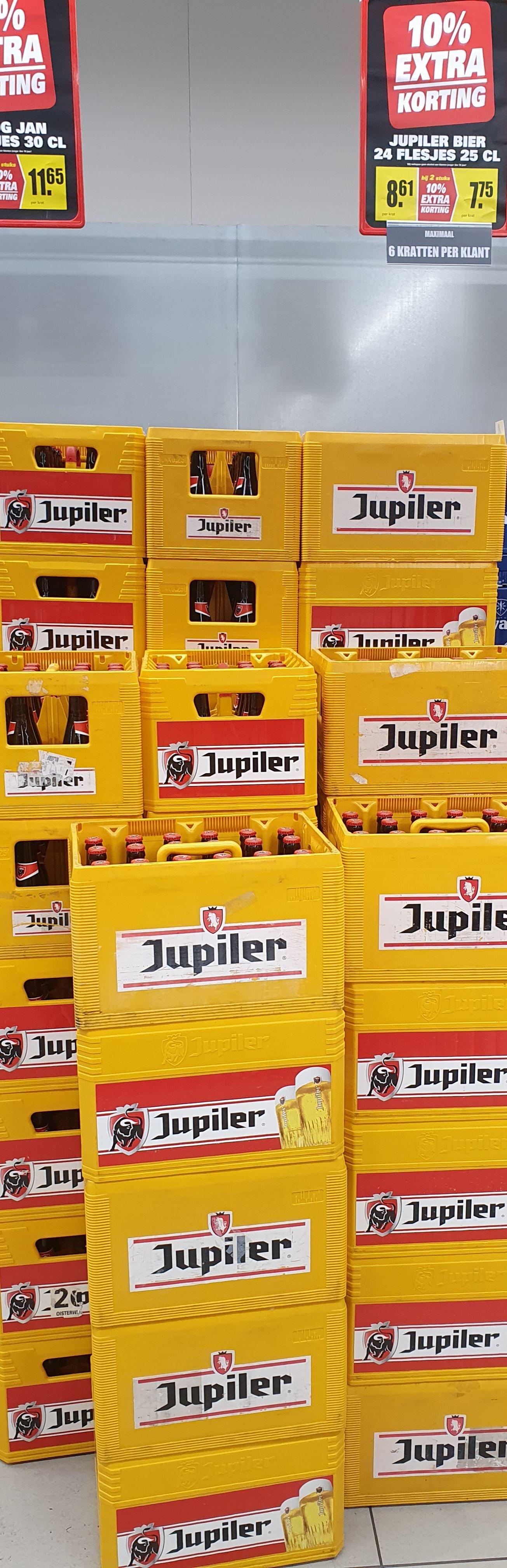 (Lokaal) 2 kratten Jupiler voor maar €15.50 @nettorama