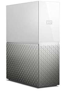 WD My Cloud Home 4TB (1x WD red harde schijf)