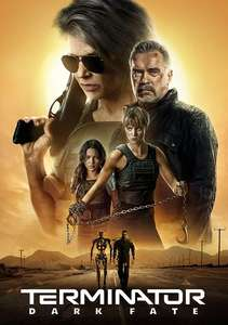 Terminator: Dark Fate nu voor €2,99 Pathe Thuis
