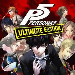 Persona 5 (ultimate edition) Ps-store (Alleen met extra PS+ korting)