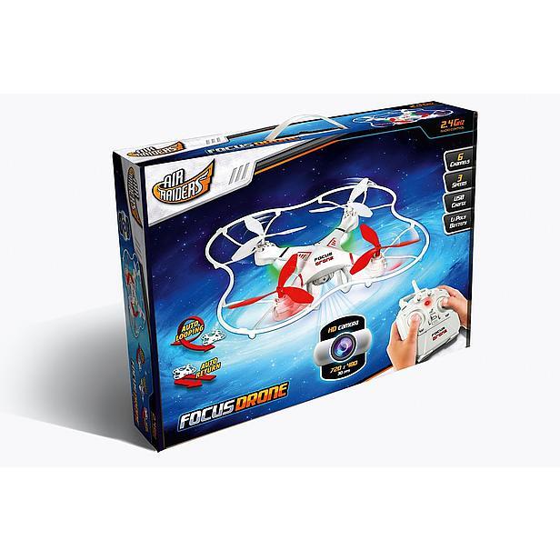 AirRaiders Focus Drone voor €32,50 (met ander product en code) @ Wehkamp