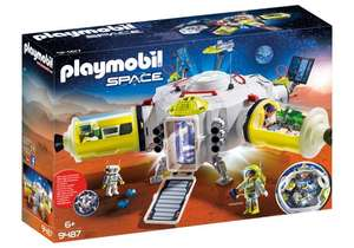 Playmobil 9487 ruimtestation op Mars voor €33,69 @ Bol.com (met select)