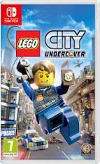 Lego City undercover voor switch