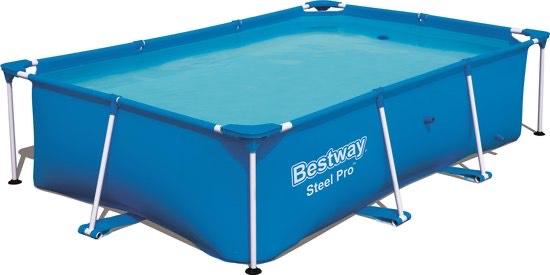 Best way steel pro zwembad