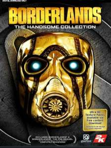 [Epic game store] Borderlands: The Handsome Collection - GRATIS