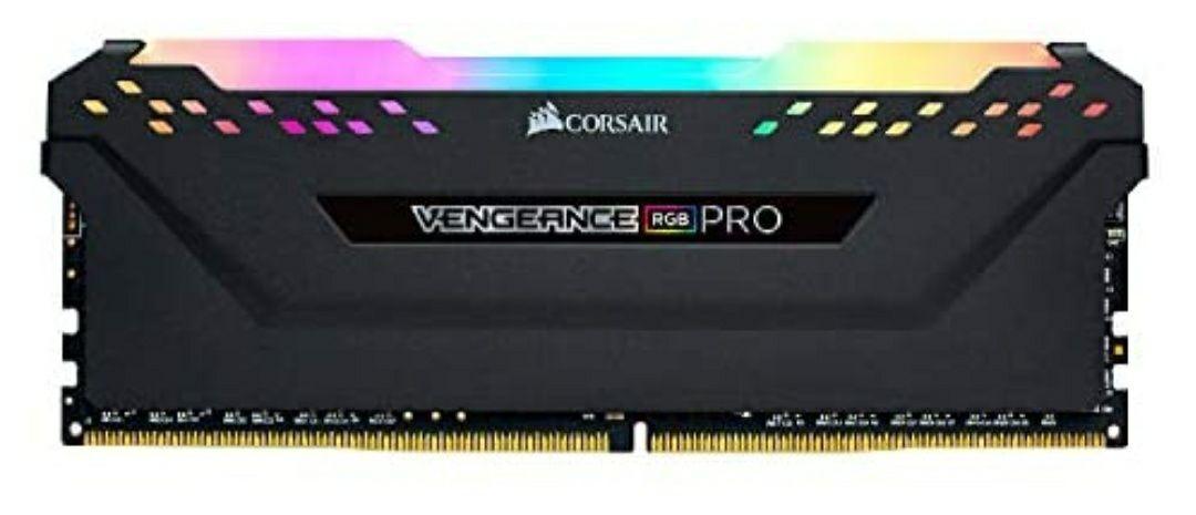 Corsair Vengeance RGB Pro(ddr4, 2x8GB, 3200 MHz, C16)