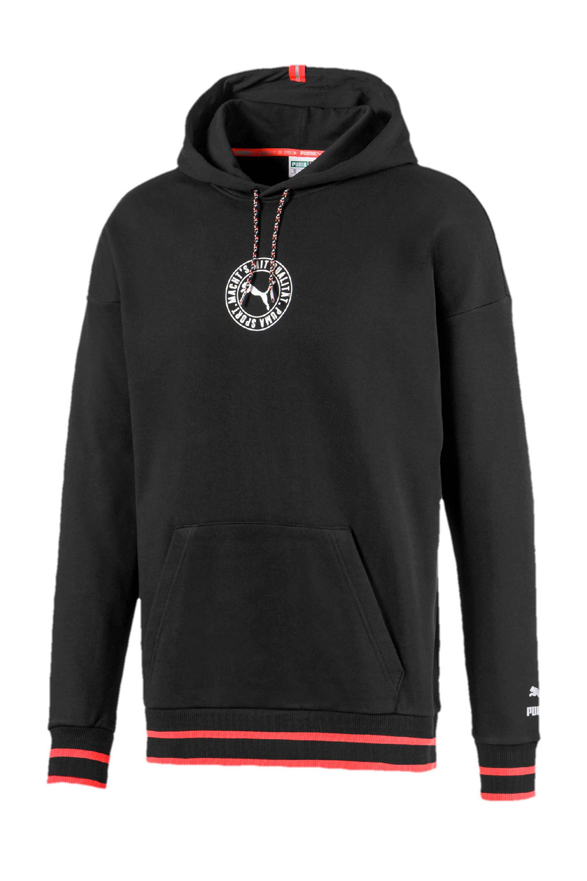 Puma heren hoodie @ Wehkamp