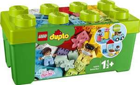 Lego duplo 10913 opbergdoos en blokken (voor select leden)