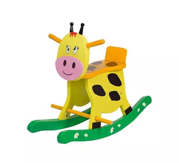 Baninni hout hobbeldier - De Giraf