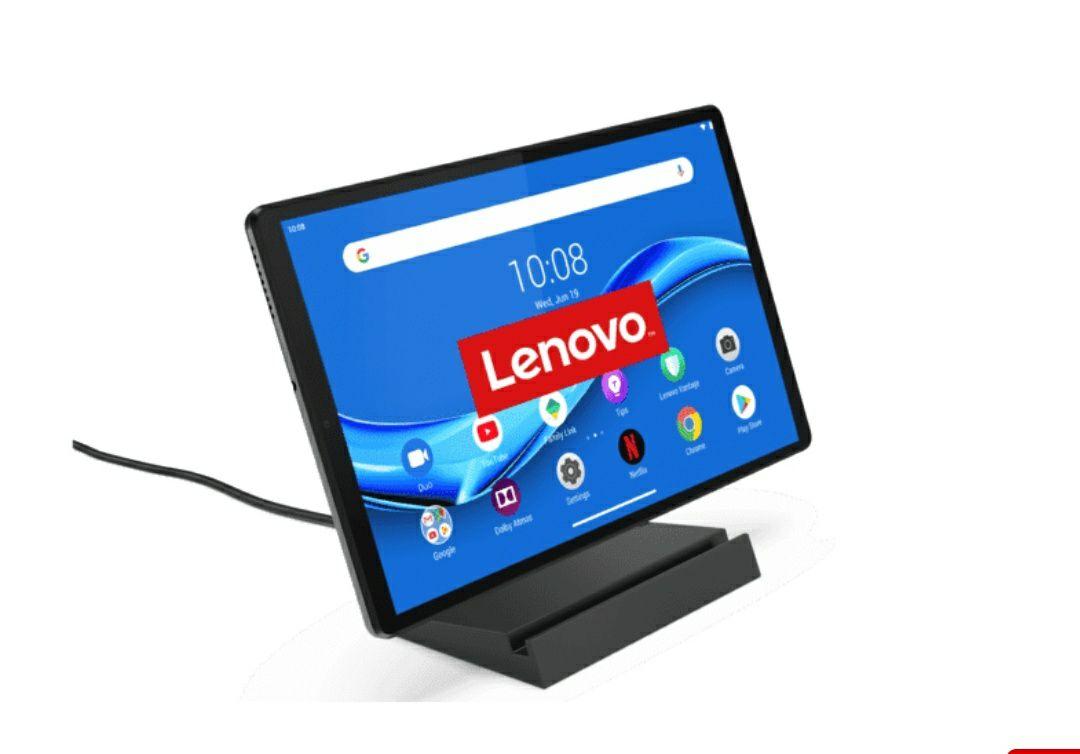 LENOVO TAB M10+, tablet en google home in één