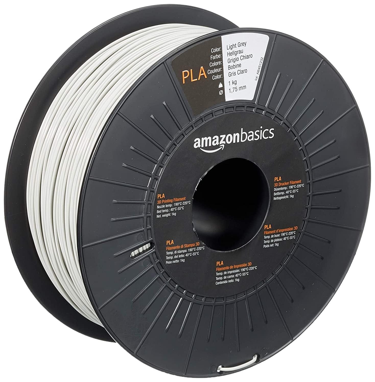 AmazonBasics filament PLA en PETG (1kg)