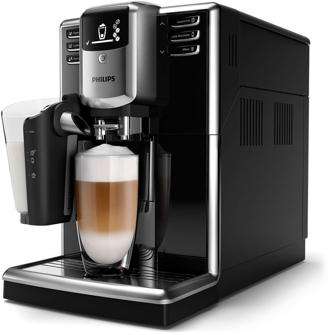 Philips EP5340 volautomatische espressomachine