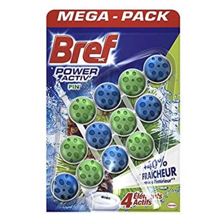 Bref WC Power Activ' Pin Mega Pack