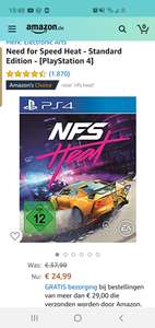 Nfs heat ps4 amazon.de