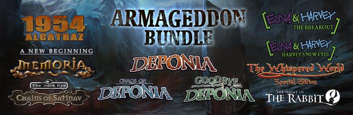 THE DAEDALIC ARMAGEDDON BUNDLE -90% op Steam
