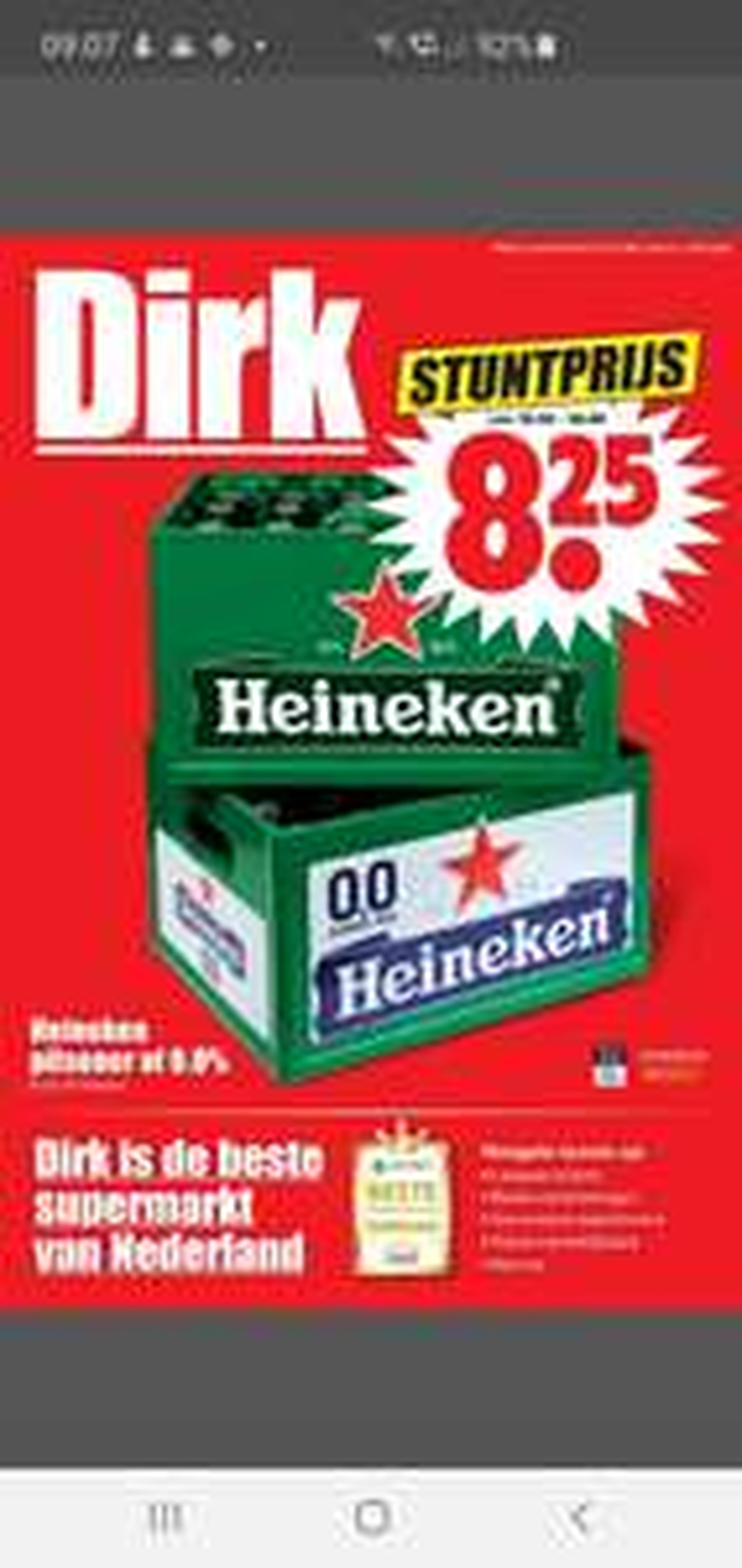 Kratje Heineken