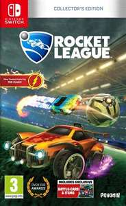 Rocket League Collector's Edition (Switch/PS4) @ Game Mania (winkels)