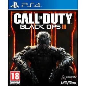 Call of Duty Black Ops III (PS4) voor €44,90 @ Hubbit