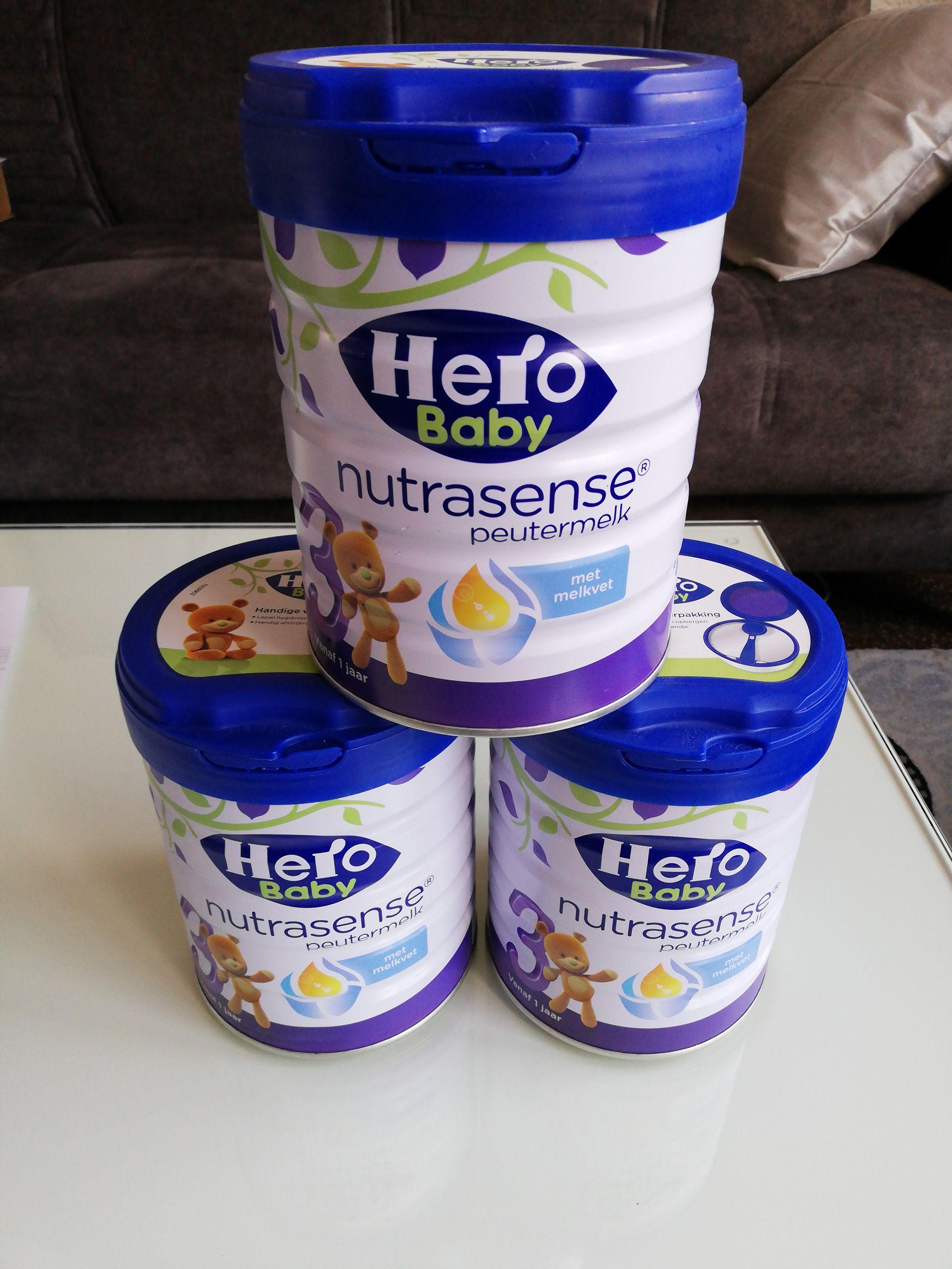 Hero Baby Nutrasense #3
