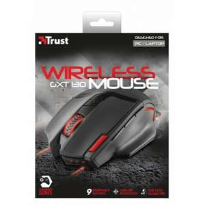 Trust GXT 130 Wireless Gaming Muis @ Scheer & Foppen