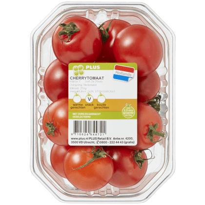 Plus 250g Cherry Tomaten 1+1 gratis