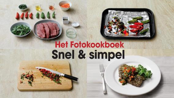 Gratis app Het Fotokookboek t.w.v. €3,69 @ App Store