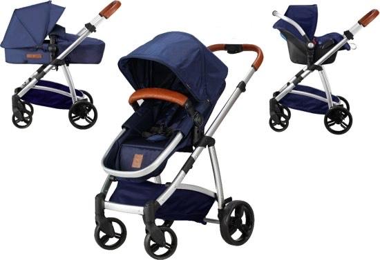 Born Lucky Rapido - Kinderwagen - Blauw || Bol.com