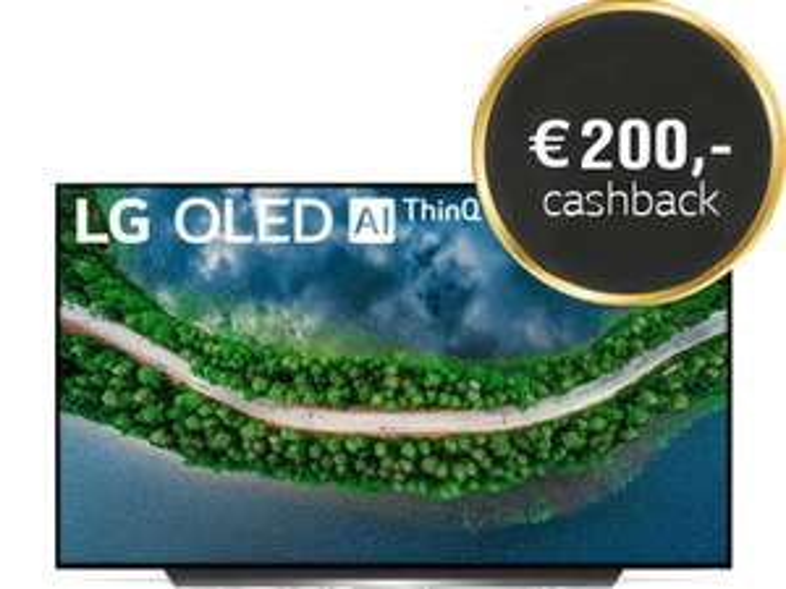 LG CX OLED 65 inch @ ING