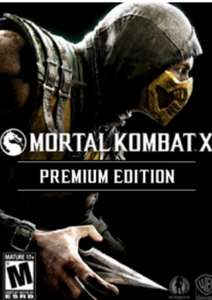 [Steam/PC] Mortal Kombat X Premium Edition €3,39 @CDkeys