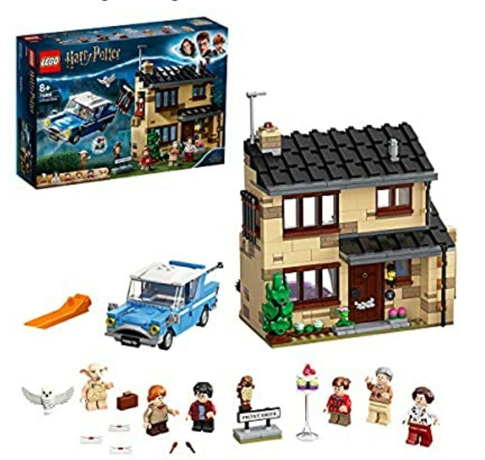 LEGO Harry Potter Ligusterlaan 4 (pre-order)