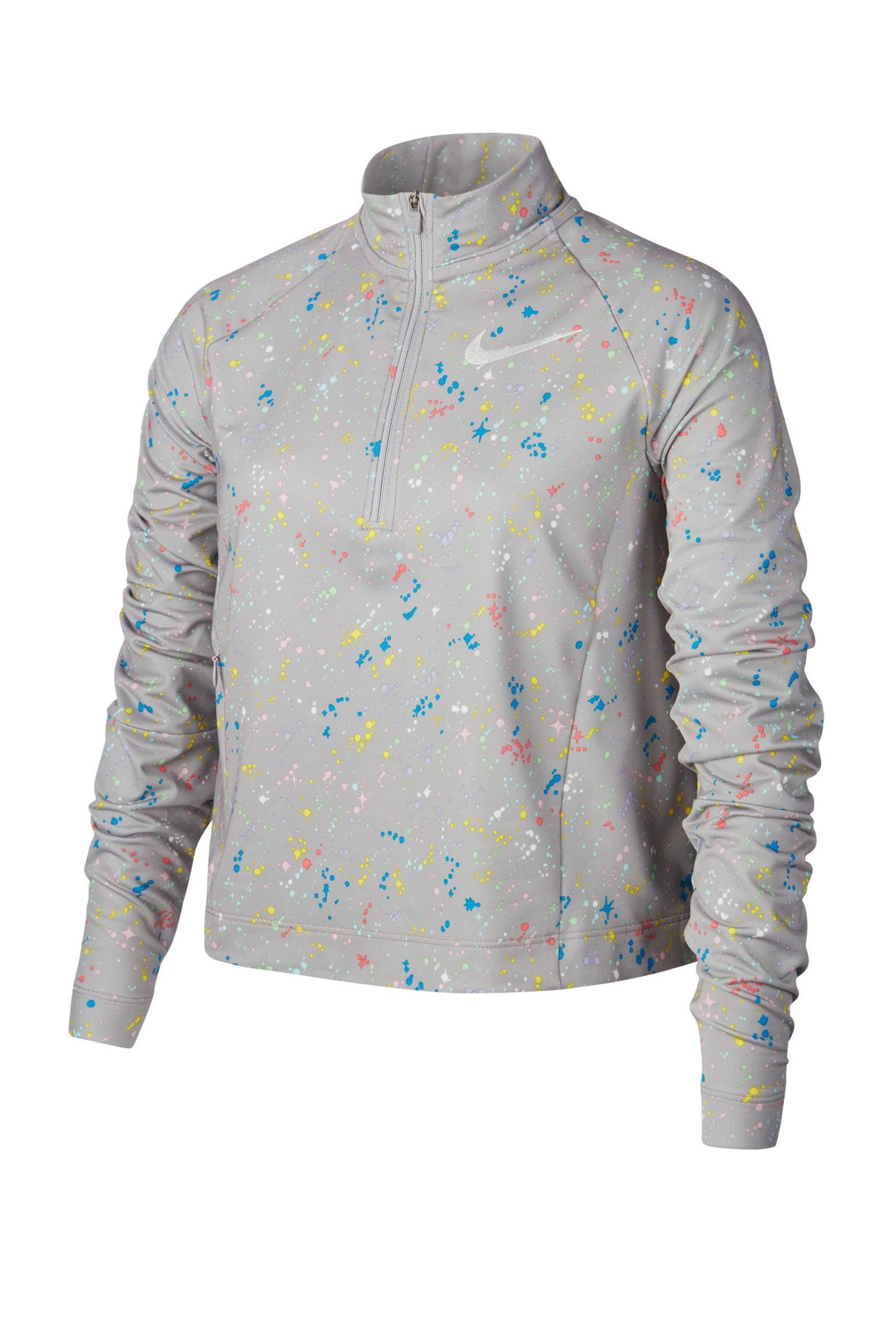 Nike meisjes sweater @ Wehkamp