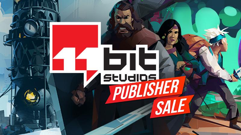 11 bit publisher sale @Steam