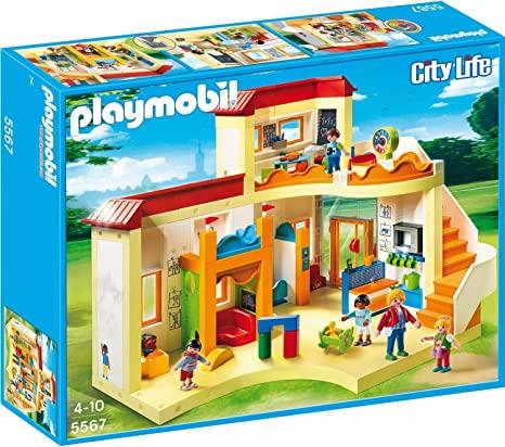 Playmobil City Life 5567 Kita Zonneschijn, Vanaf 4 Jaar, Veelkleurig