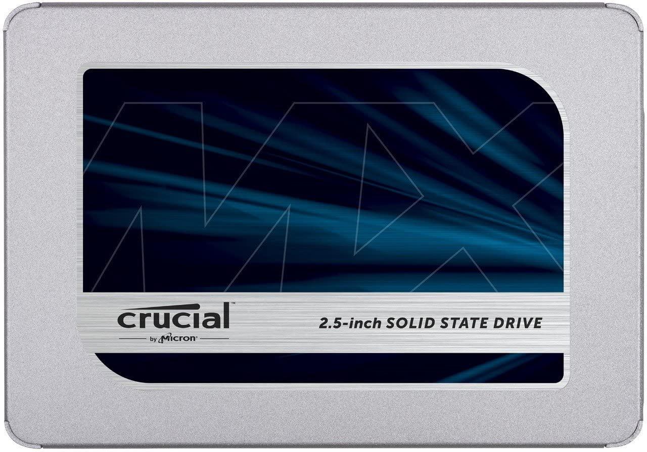 Crucial Mx500 1tb ssd bij amazon.de