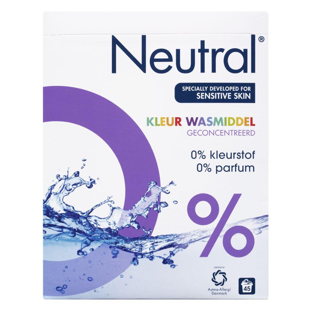 4x Neutral Waspoeder Kleur (3000 gram) @ Plein nu met 7,50 shoptegoed bij besteding vanaf 35 euro