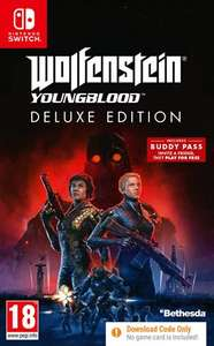 Wolfenstein: Youngblood Deluxe Edition (Nintendo Switch Download Voucher)
