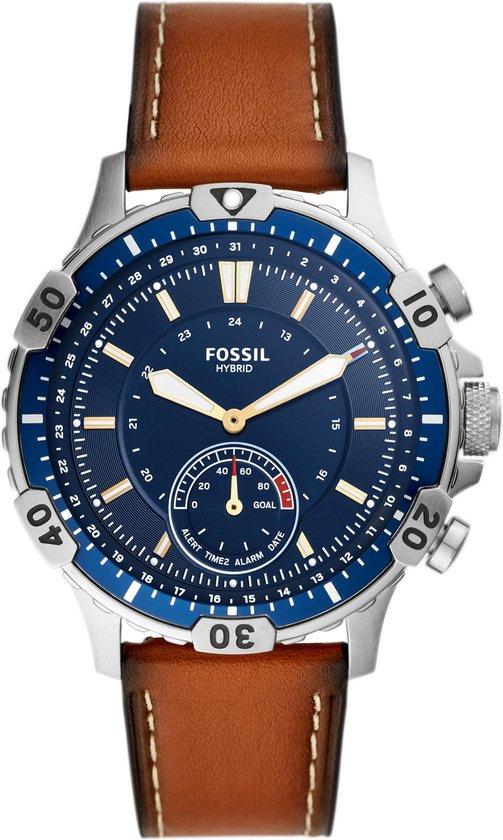 Fossil Garrett Hybrid smartwatch FTW1191 @ Bol.com (Select) / Amazon.nl