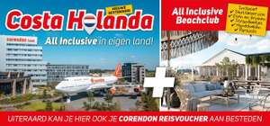 Costa Holanda All Inclusive vanaf €79 per nacht.