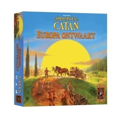 Kolonisten van Catan: Europa Ontwaakt voor €24,99 @ Kruidvat