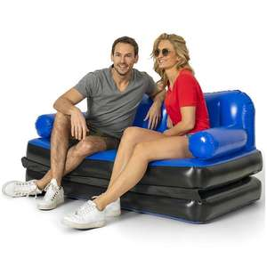 2-in-1 opblaassofa €14,95 @Action